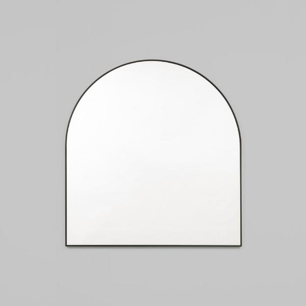 Bjorn Arched Mirror - Black