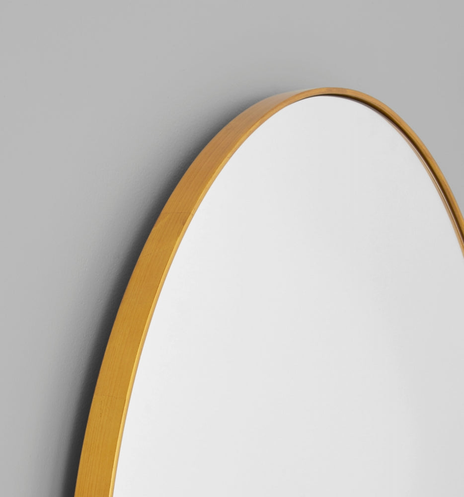 Bjorn Arch Floor Mirror - Assorted Colour