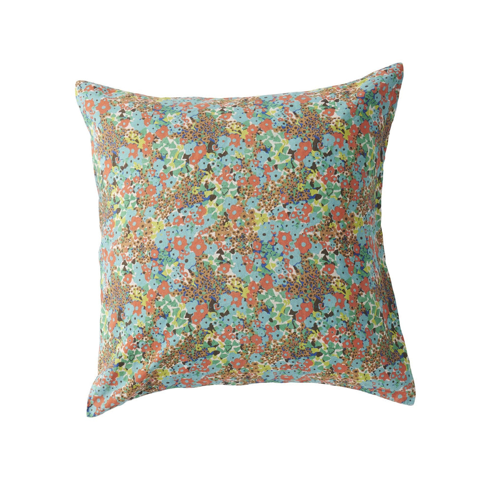 Carole Euro Floral Pillowcase Sets