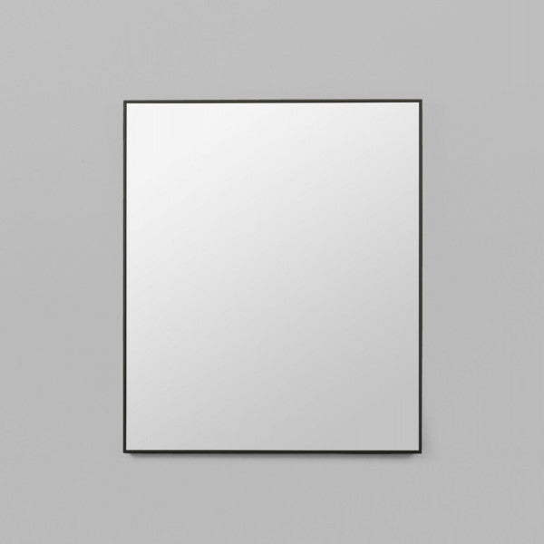 Flynn Rectangle Mirror - Black