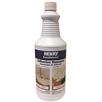 100536302 Henry Easy Release 1 Qt. Adhesive Remover