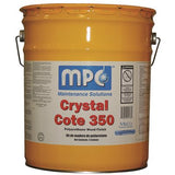 MISU35-05MN MPC 5 Gal. Cote 350 VOC Compliant Polyurethane Wood Finish Cleaner