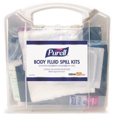 SOD GOJ3590222 PURELL BODY FLUID SPILL KIT