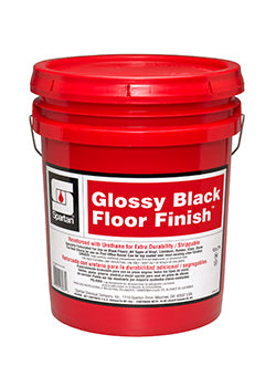 SOD SPA4042-05 GLOSSY BLACK FLOOR FINISH PAIL