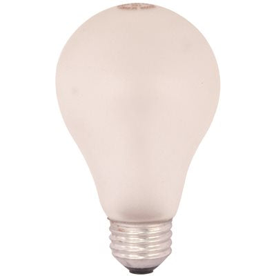 HD203493636  100 WATT A21 INCADESCENT LIGHT BULB 60/cs