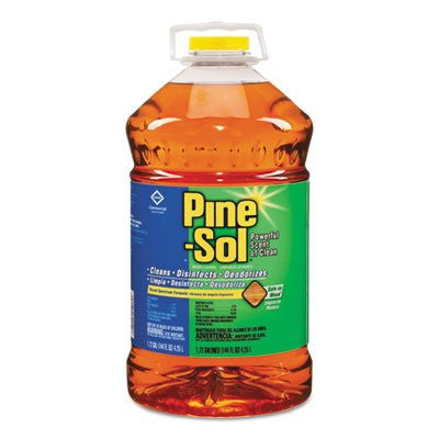 Pine Sol Disinfectant Cleaner  CLO 35418