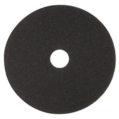 REN02018 20 in. BLACK STRIPPING FLOOR PAD (5-COUNT)