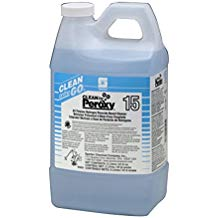 SOD SPA4820 SPARTAN COG CLEAN BY PEROXY FOUR 2L CARTRIDGES - CASE
