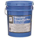 SOD SPA0084-05 SPARTAN CHEMICAL COMPANY Shineline Emulsifier Plus 5 Gallon Fresh Scent Floor Finish Remover