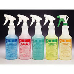 926600  Spartan COG The Degreaser  Empty Spray Bottle 12/cs