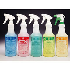 SOD SPA7438030 Spartan COG NABC Concentrate Empty Spray Bottle #1 9261 12/cs