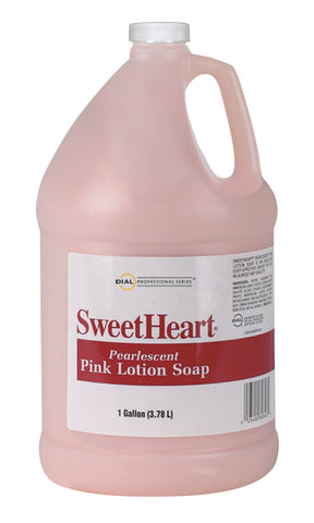 80846 Sweetheart Pink Lotion Soap