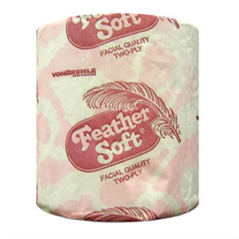 Feather Soft Toilet Tissue 2 Ply