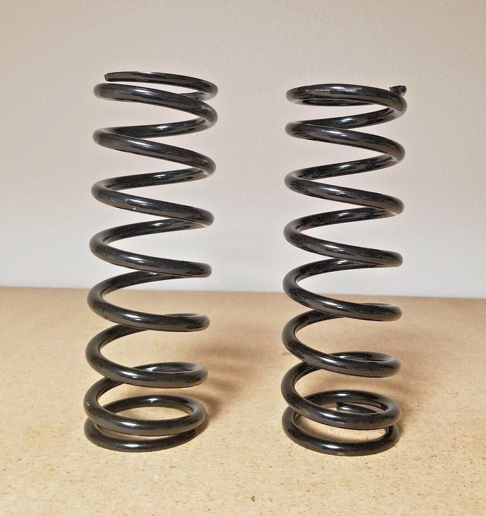 "Lot of 2 Coil Over Shock Compression Springs 6.7"" Long 150 Lbs .283 Wire"