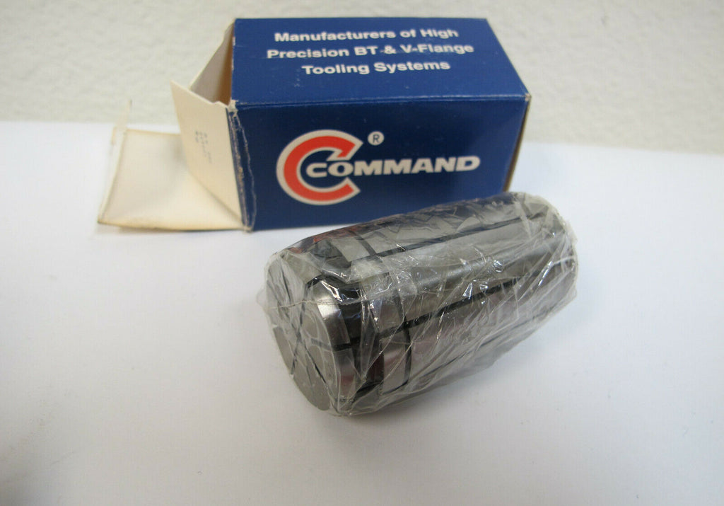 11/64 Command Tooling Systems DF-10 Collet for Mill 0.171 Brand New
