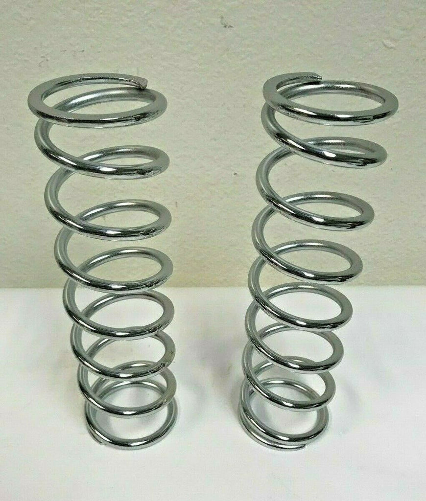 "Lot of 2 Works Performance Shock Compression Springs 8.0"" Long 80 Lbs .250 Wire"