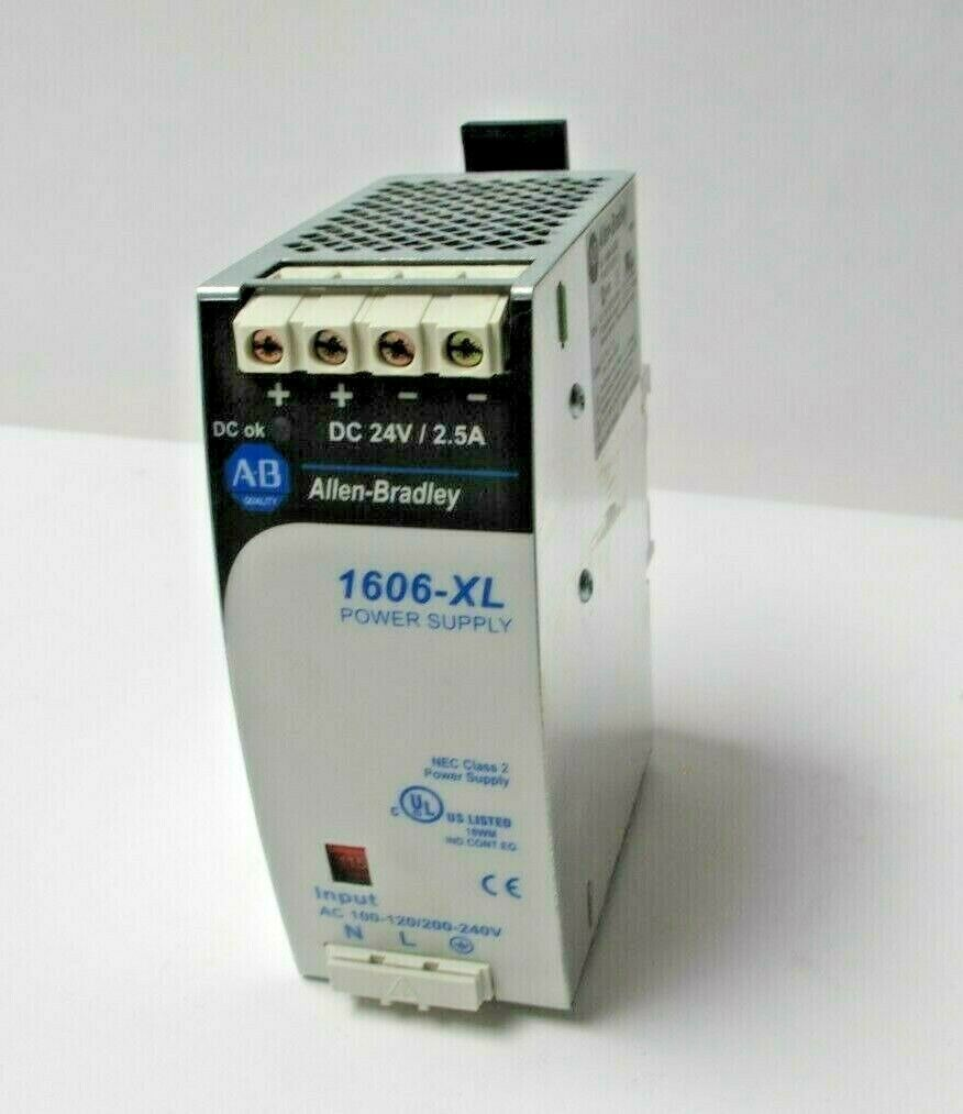 Allen Bradley 1606-XL 1606-XL60D Switched Power Supply