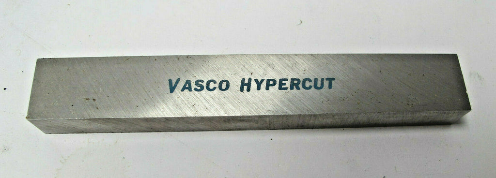 "Vasco Hypercut 3/4 x 1/2 x 5"" Rectangle Lathe Tool Cutting HSS Bits"