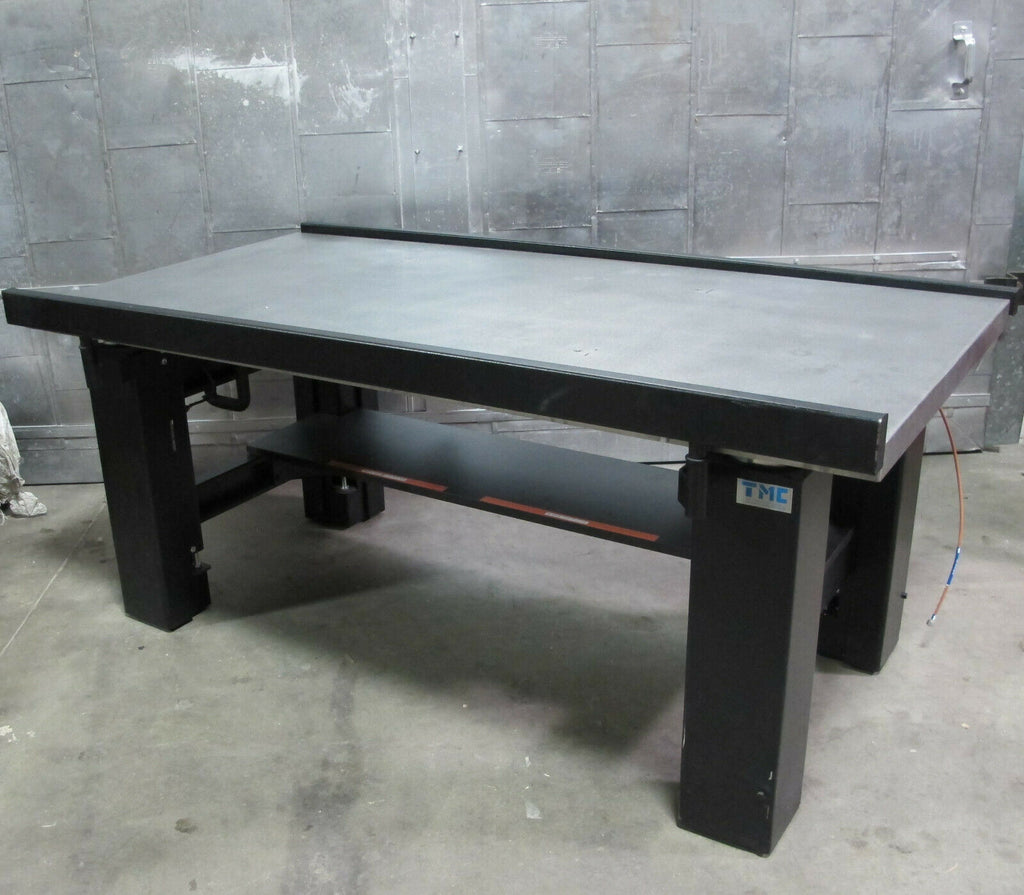 "TMC High Performance Optic Vibration Isolation Table 36"" X 72"" Sys # 68-32250-01"