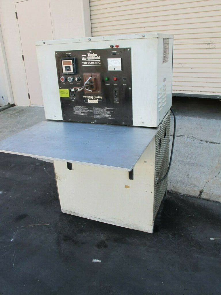Taylor Winfield Ther-Monic Model MK II-5 5kW Induction Heating Unit