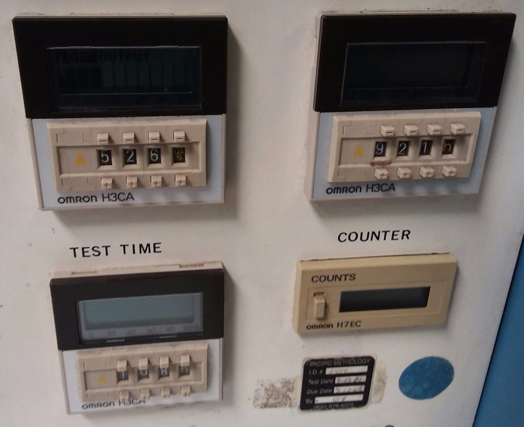 Omron Corporation H3CA Temperature Digital Timer