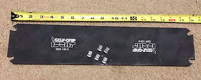 ISCAR SGIH 100-9 SELF GRIP Grooving Heavy Duty Blade Carbide Inserts Lathe