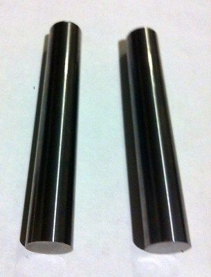 "Round Solid Carbide Rod End Mill Blank Bar 3/4"" .75 Diameter x 3.40"" Length"