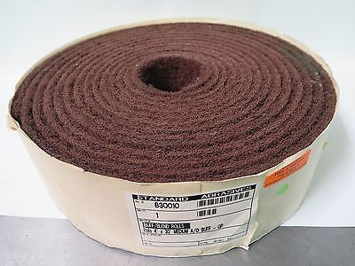 Standard Abrasives 4 x 30 Medium Buff Blend Roll General Purpose 830010 New