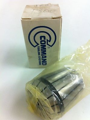 Command Tooling Systems ER40 DR40 1300 .512 inch / 13.0 mm Collet for Mill New