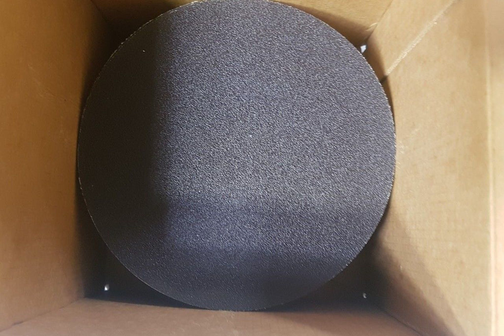 50 Pcs Standard Abrasives PSA Sanding Disc 705169 PSD 6 80 AO RB New USA