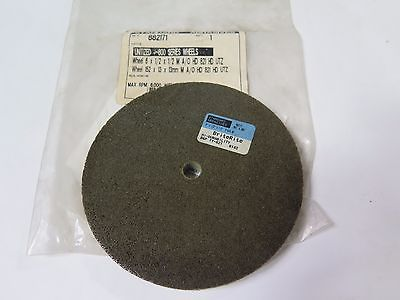 "Standard Abrasives 6 x 1/2 x 1/2"" Unitized 800 Series Wheel 882171 Brand New"