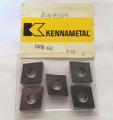 10 Pcs Brand New Carbide Blank Inserts 1//4 x 3//8 x 9//16 C2 Made In USA By Rudell