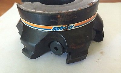 Carboloy SECO Indexable Milling Cutter Face Mill R220 43-04 00-07 Carbide  Tool
