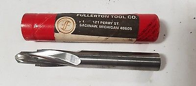 10 mm Carbide Step Reamer Drill 6314-T-006 REV.A FULLERTON TOOL CO. New USA
