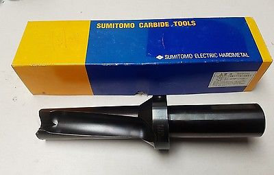 Sumitomo Carbide Tools WDS163D3 M8301 Indexable Drill Electrical Hardmetal New