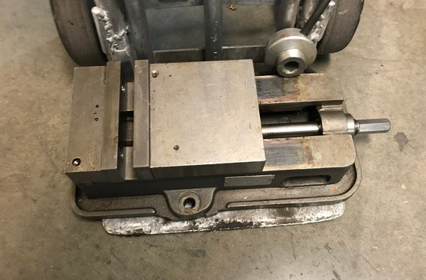Kurt Vise for Milling machine (Used)