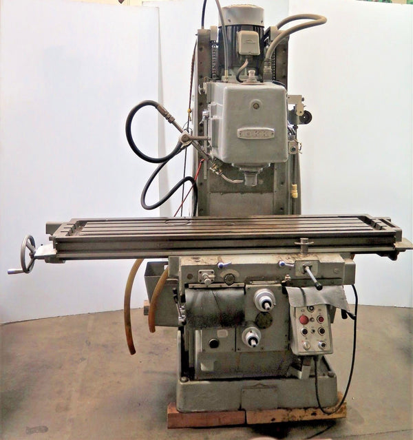 OKK MH-3V Bed Type Vertical Mill  10HP Milling Machine