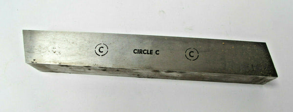 "Circle C 1 x 1 x 7"" Square Lathe Tool Cutting HSS Bits New"