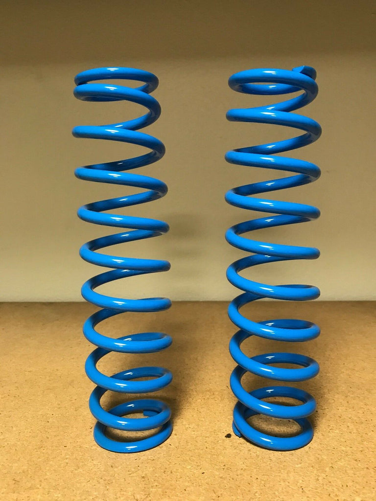 "Lot of 2 Works Performance Shock Compression Springs 10.3"" Long 150Lbs .331 Wire"