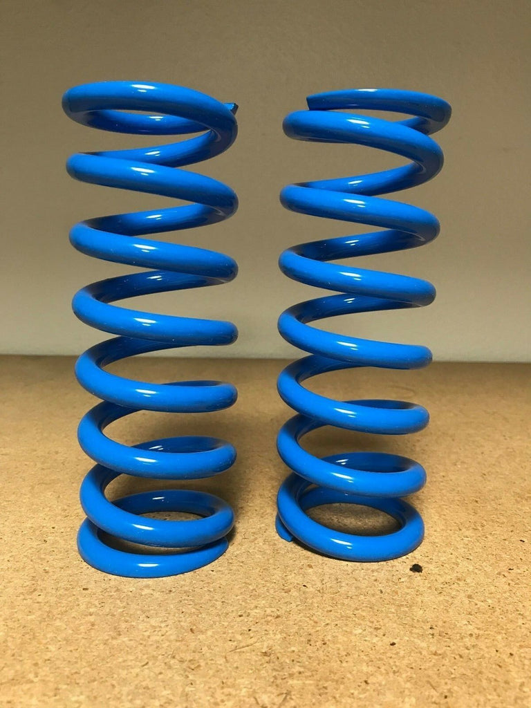 "Lot of 2 Works Performance Shock Compression Springs 6.7"" Long 450 Lbs .375 Wire"
