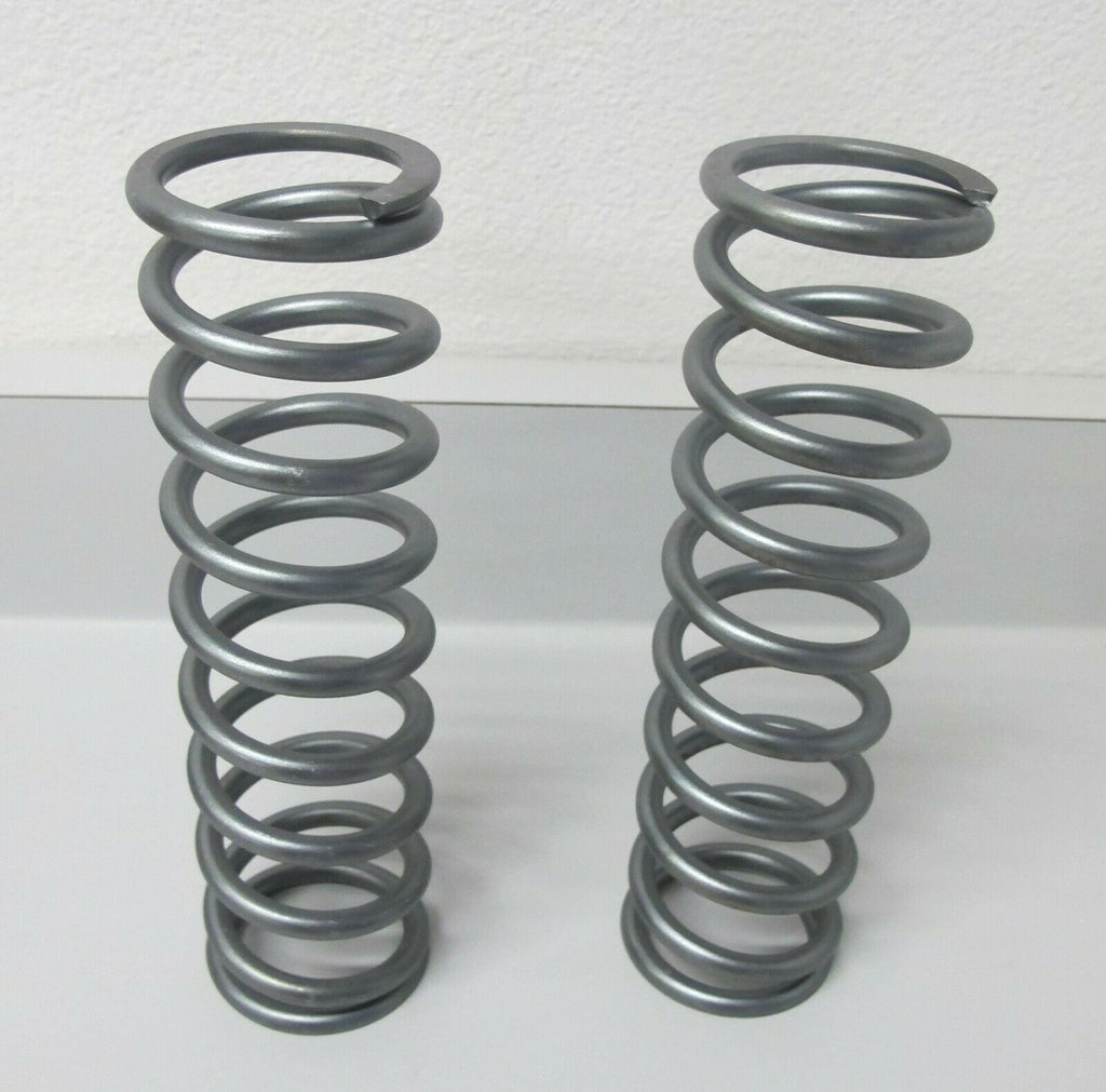 "Lot of 2 Coil Over Shock Compression Springs 8.3"" Long 120Lbs .283 Wire"