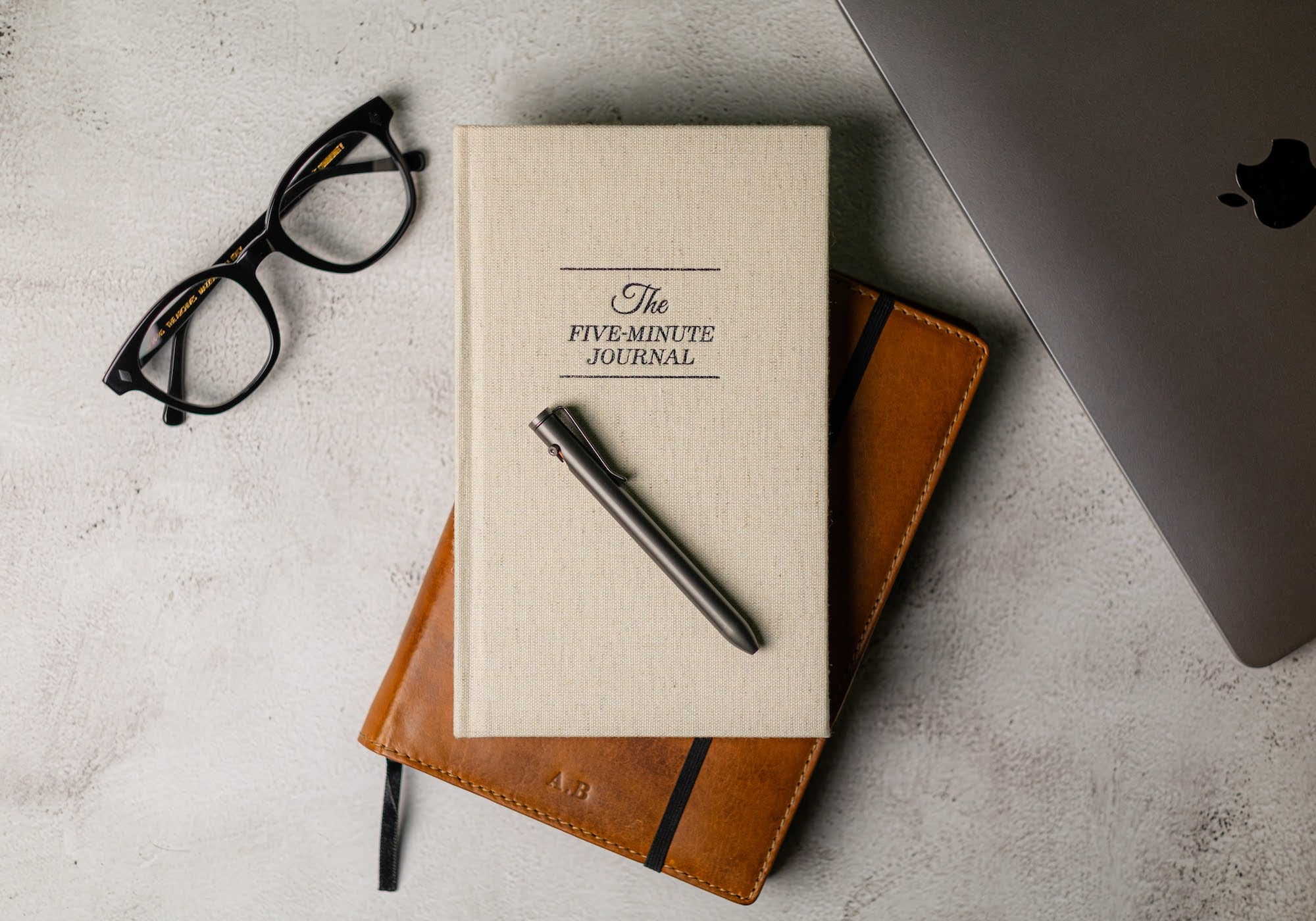 The Five Minute Journal now available at Ryoko Bags