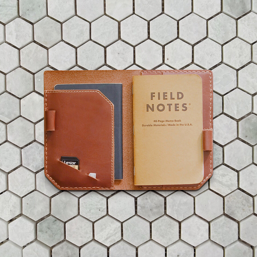 Smith Passport wallet by Ryoko