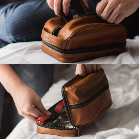 Double compartments