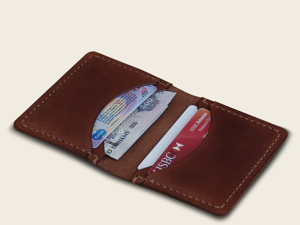 DERBY Wallet - Brown