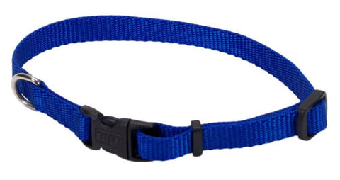 Adjustable Collar Large Blue