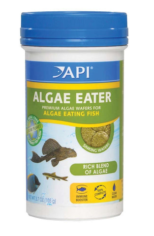 API FOOD ALGAE WAFER 3.7OZ