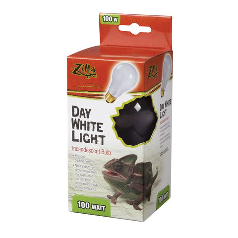 Day White Light Incandescent Bulb 100 Watt
