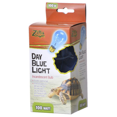 Day Blue Light Incandescent Bulb 100 Watt