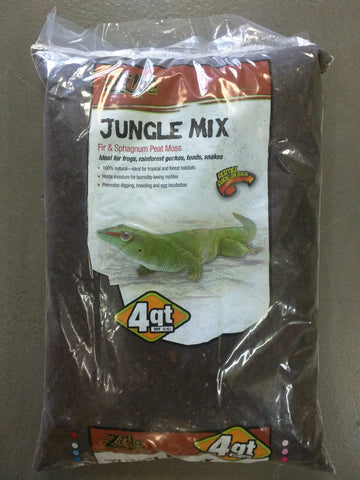Jungle Mix 4 Quart